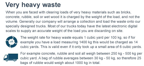 Rubbish Removal Prices at Low Cost